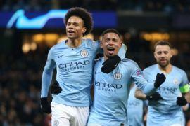 Dwigol Leroy Sane Antar Manchester City Juarai Grup F