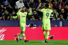 Hasil Dan Klasemen Liga Spanyol, Barcelona Jaga Jarak Aman