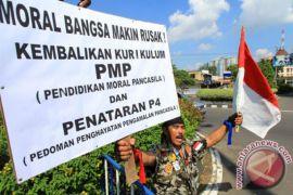 MPR Dukung PMP Diajarkan Lagi Di Sekolah