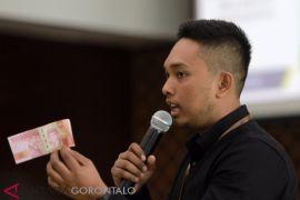 BI Gorontalo Ajak Mahasiswa Kenal Ciri Uang Rupiah