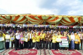 LBKS Awali Hari Kesetiakawanan Nasional Di Gorontalo