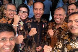 Presiden: Pemberantasan Korupsi Harus Dilakukan Bersama