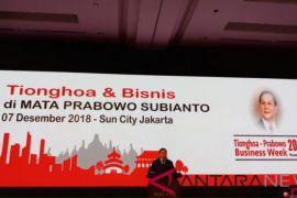 Prabowo Tegaskan Tionghoa Miliki Hak Yang Sama