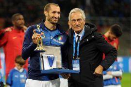 Gravina Berharap Buffon Dan Totti Isi Posisi di FIGC