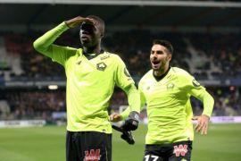 Lille Geser Montpellier Untuk Duduki Peringkat Kedua Liga Prancis