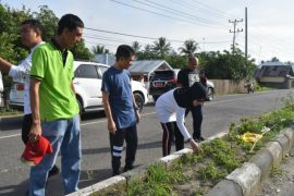 Kabupaten Gorontalo Bersolek Jelang Kunjungan Presiden