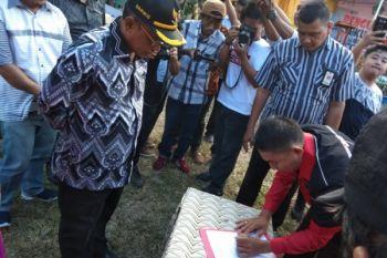 Bupati Darwis: Saya Siap Jadi Pembina K3