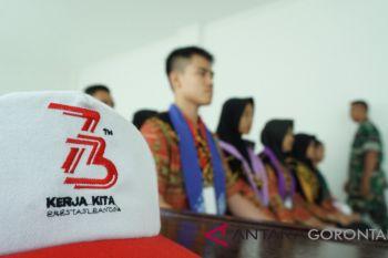 BUMN Hadir - Korem Gorontalo Edukasi Bela Negara Untuk SMN
