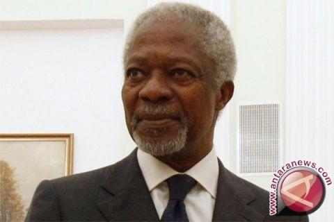 Menlu Retno Sampaikan Belasungkawa Wafatnya Kofi Annan