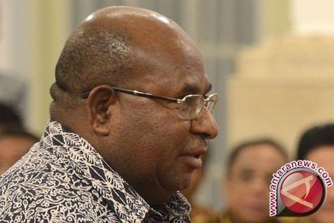 Gubernur Papua Dukung Jokowi