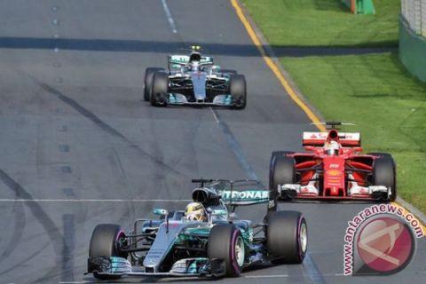 Hamilton Menangi GP Jerman