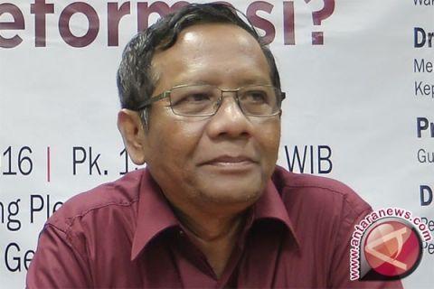 Mahfud MD Tidak Ingin Jadi Presiden