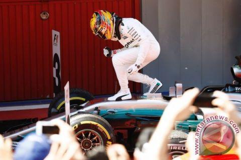 Vettel Kena Sanksi, Peluang Hamilton Besar