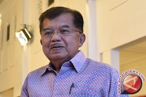 Wapres Berharap Bantuan Ramadhan Tidak Bermuatan Politis