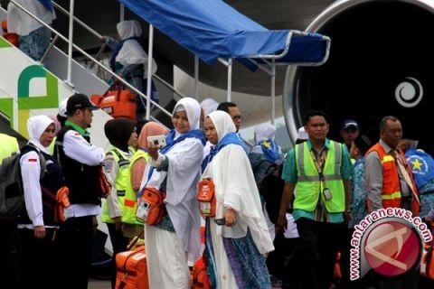 Petugas Sita 45 Slof Rokok Milik Calon Haji