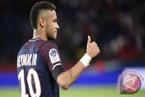 Neymar Membantah Rumor Pindah ke Real Madrid