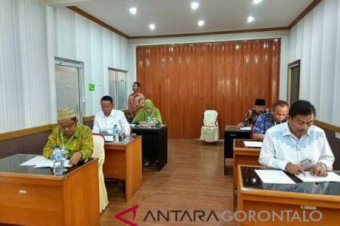 Pemeriksaan Kesehatan Calon Kepala Daerah Gorontalo Utara