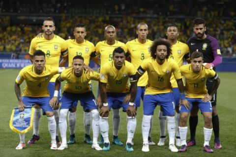 15 Nama Masuk Skuad Brazil di Piala Dunia