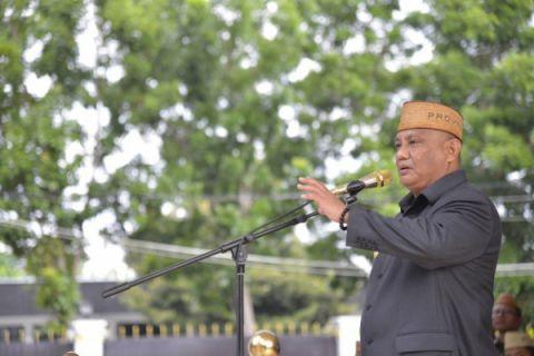 Gubernur Gorontalo Targetkan Kemiskinan Turun 14 Persen