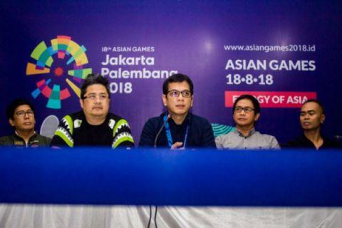 Indonesia Klaim Panggung Pembukaan Asian Games Terbesar-terberat Di Dunia