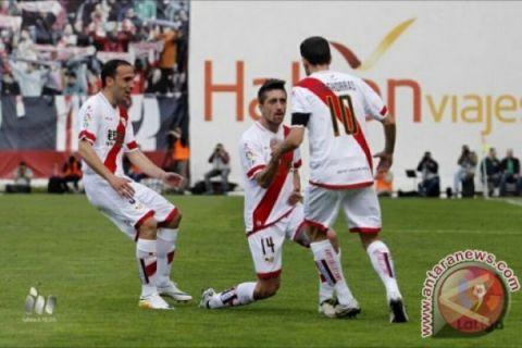 Rayo Vallecano Memenangi Promosi ke Liga Spanyol