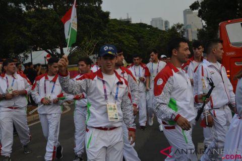 Lima Kontingen Dengan Atlet Tersedikit Di Asian Games