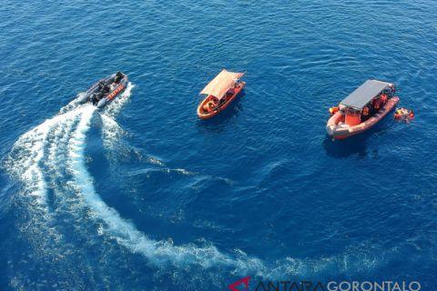 Lanal Gorontalo Gelar Simulasi SAR Di Laut