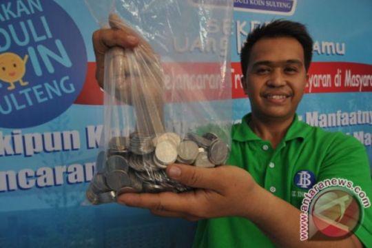BI: Setoran Uang Logam ke Perbankan Harus diterima