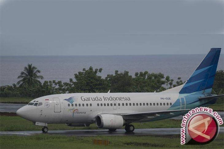 Garuda Ekspansi Rute Penerbangan Manado-Luwuk