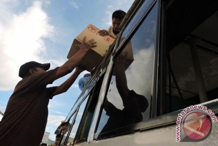 Terminal Malalayang Berangkatkan 10 Bus Tujuan Gorontalo