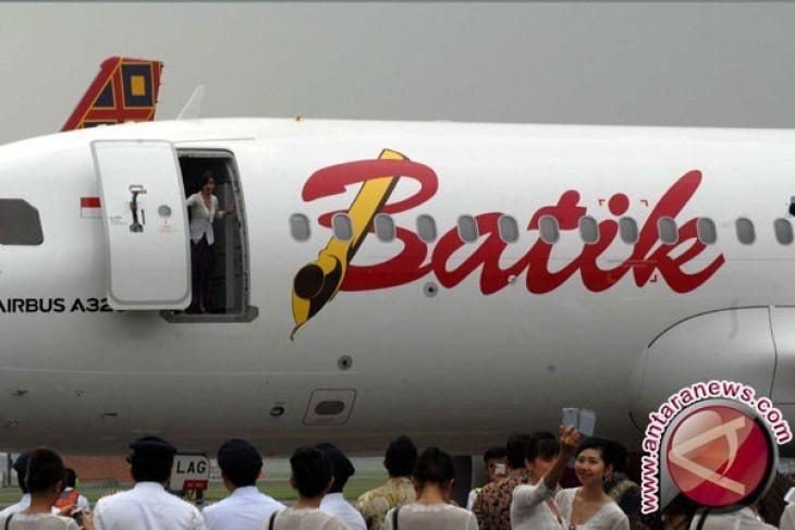Batik Air Tujuan Surabaya Tergelincir Saat Lepas Landas di Manokwari
