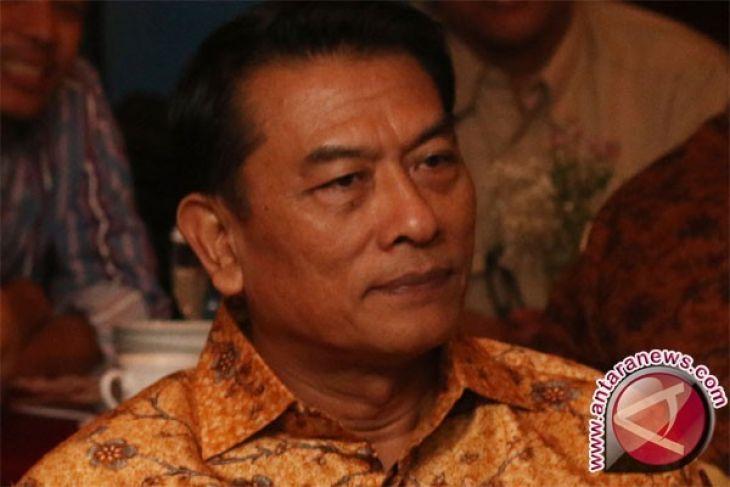 Moeldoko Ingin Hidupkan Lagi Koopssusgab TNI Untuk Tangani Teroris