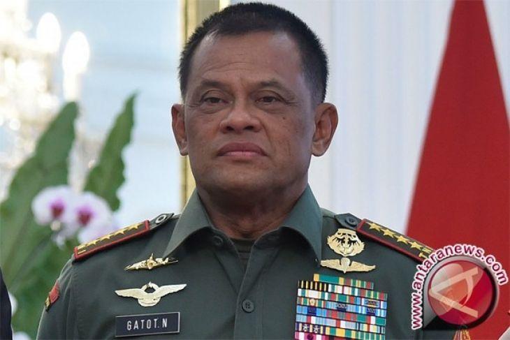Panglima TNI berharap panglima baru mampu hadapi tantangan