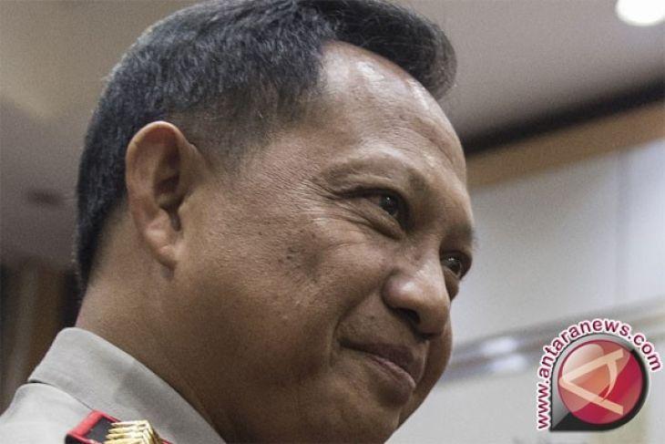 Kapolri Tak Komentari Laporan SBY