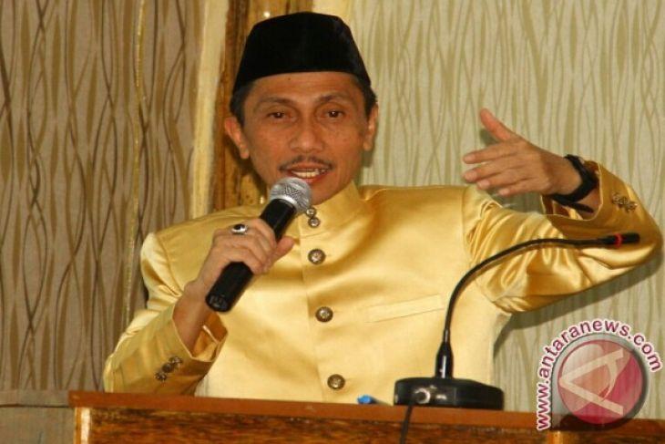 Bupati Membahas Konferensi Danau Nusantara Di DPD