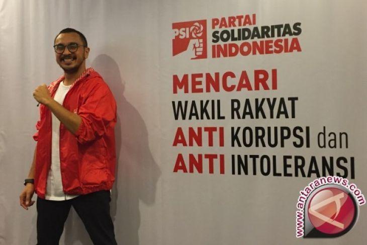 Giring: Banyak Artis Jadi Caleg Karena Jokowi