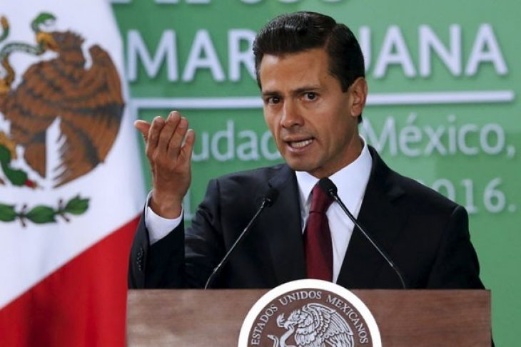 Meksiko usir duta besar Korea Utara karena bom hidrogen