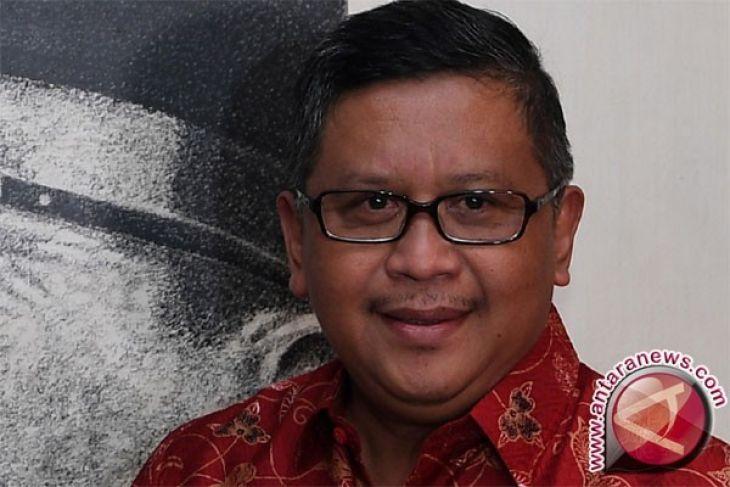 Ditanya Soal Bakal Cawapres Jokowi, Hasto Kukuh Berkilah