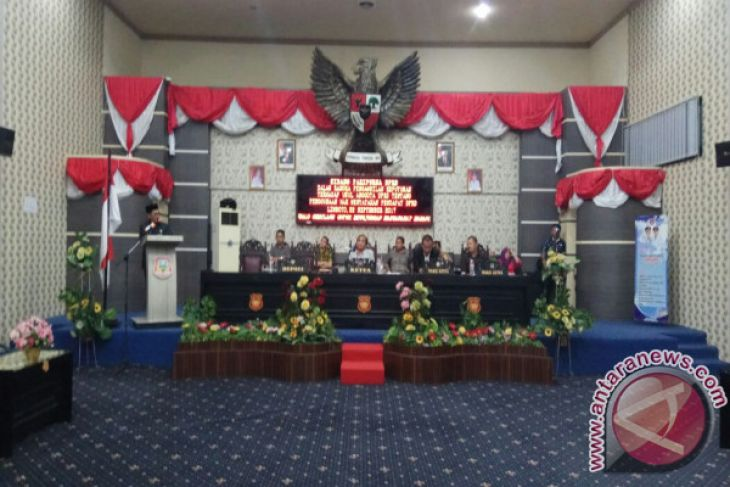 DPRD Usulkan Pemberhentian Wabup Gorontalo