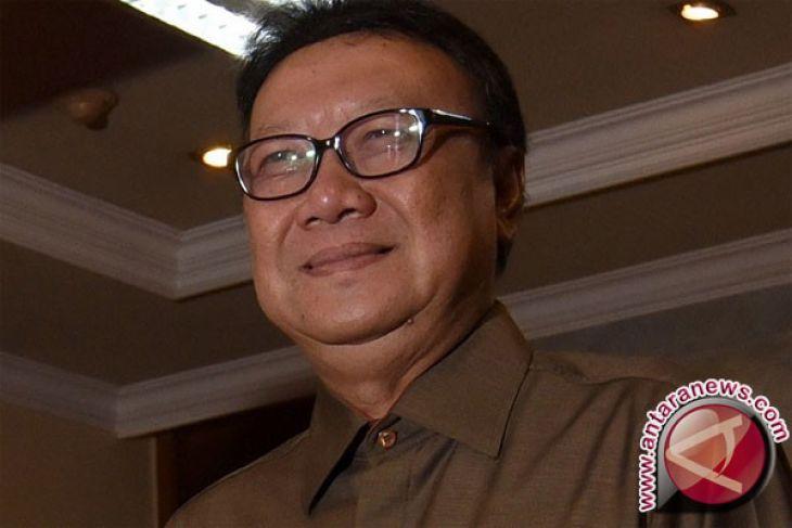 Pjs Gubernur Lampung Dikukuhkan