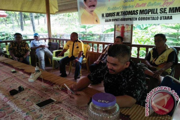 Masyarakat Usulkan Pasangan Thomas-Rony Pilkada Gorontalo Utara