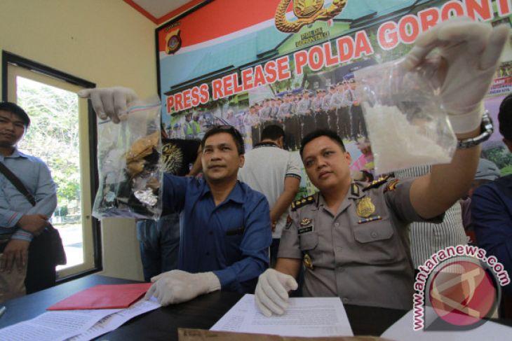 Oknum Polisi Diduga Bandar Sabu-sabu Ditangkap