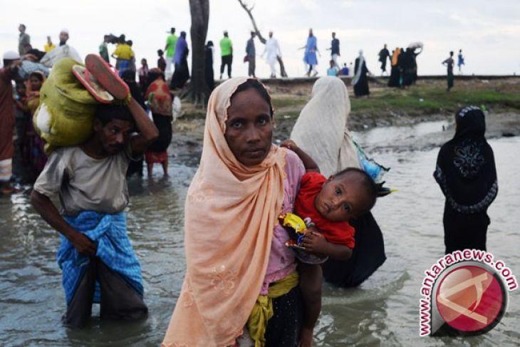 PBB cemas arus pengungsi Rohingya membesar lagi