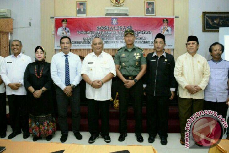 Gubernur Gorontalo Minta LSM Bersikap Profesional