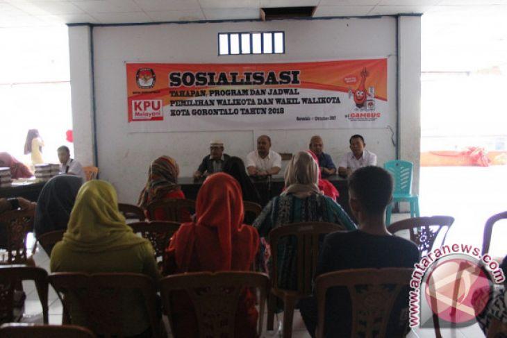 KPU Kota Gorontalo Buka Rekrutmen PPK-PPS