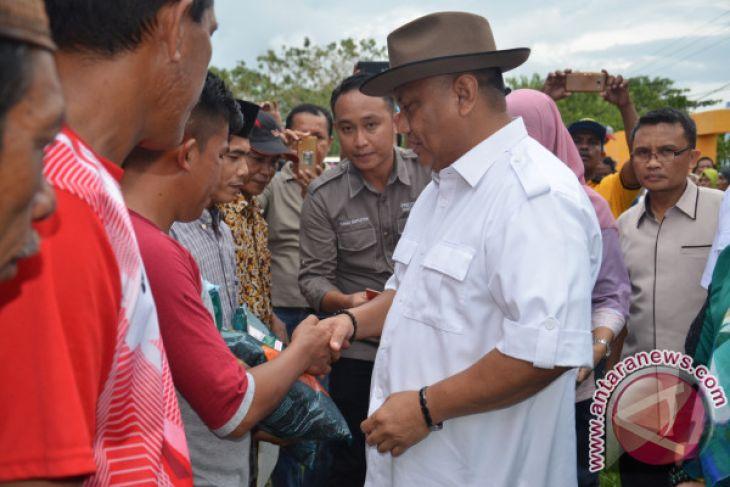 Gubernur: Program Pemerintah Bukan Bantuan Pemenangan Pilkada