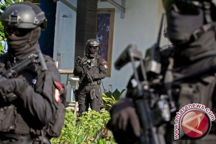 Densus 88 Akui Gerebek Rumah Terduga Teroris di Tangerang