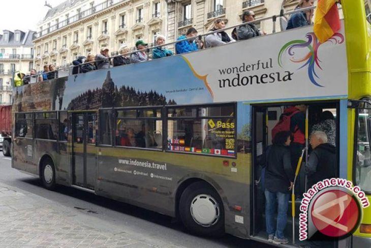 Menteri Pariwisata keliling London promosikan