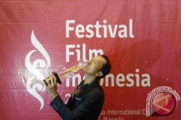 Teuku Rifnu Wikana jadi pemeran utama pria terbaik di FFI 2017