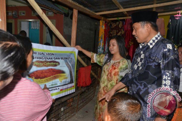 Perajin Abon Cakalang Harapkan Bantuan Pemerintah